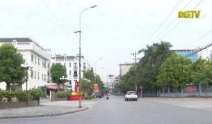 TP Bắc Giang: Yêu cầu không kinh doanh, bán hàng trên vỉa hè