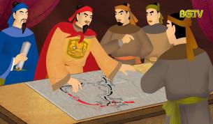 Trình chiếu phim hoạt hình chiến thắng Xương Giang