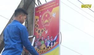 Tuổi trẻ Bắc Giang hướng về ngày bầu cử