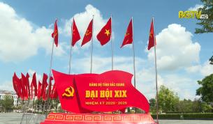Xây dựng Đảng: Hướng về Đại hội Đảng bộ tỉnh lần thứ XIX