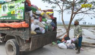 Yên Dũng: Không để rác tồn lưu sau Tết