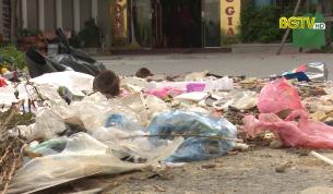 Yên Dũng: Nhiều bất cập trong thu gom, vận chuyển rác thải