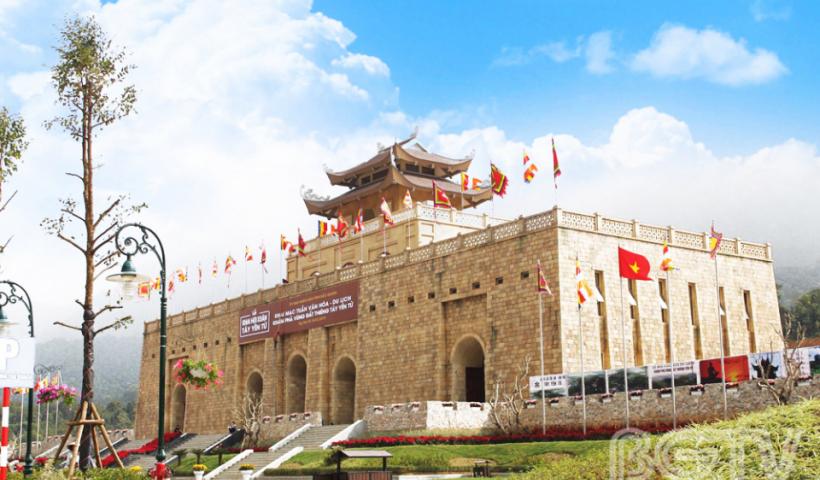 Khu di tích và danh thắng Tây Yên Tử thuộc huyện Sơn Động tỉnh Bắc Giang đã diễn ra Lễ khai hội xuân Tây Yên Tử năm 2019