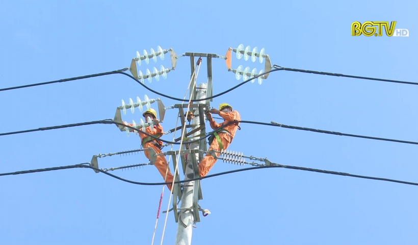 Điện với SX&ĐS: Khắc phục sự cố lưới điện