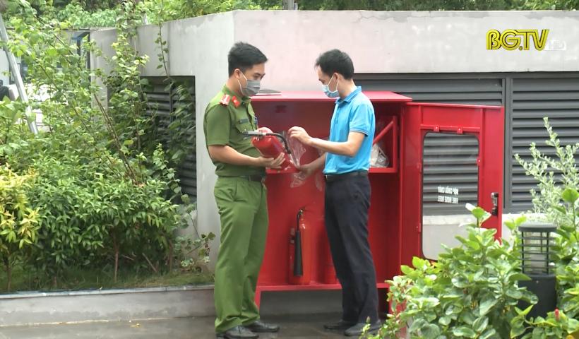 Đô thị và phát triển: An toàn phòng chống cháy nổ tại các chung cư