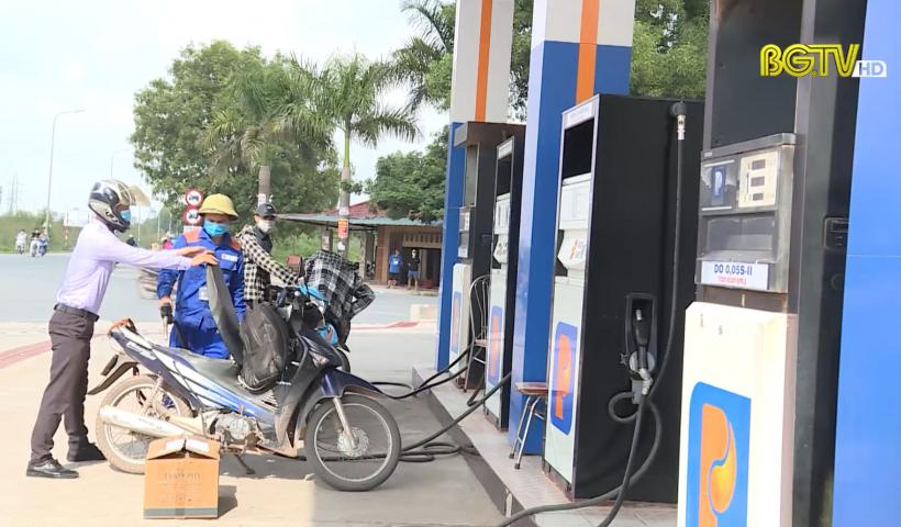 KHCN: Tăng cường kiểm tra kinh doanh xăng dầu