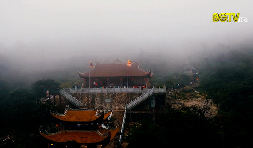Tây Yên Tử: Nơi ghi dấu giá trị lịch sử văn hóa phật giáo
