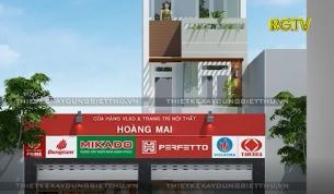 Kiến trúc nhà ở kết hợp kinh doanh