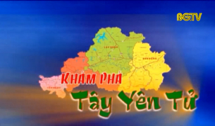 Ký sự Tây Yên Tử tập 10: Hồ Cấm Sơn - Hạ Long trên núi