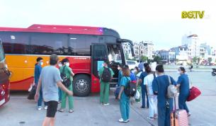Bắc Giang hỗ trợ thủ đô Hà Nội chống dịch