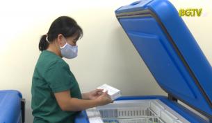 Bắc Giang sẽ triển khai tiêm 300 nghìn mũi vắc xin Sinopharm