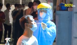 Bắc Giang xét nghiệm các mẫu sàng lọc Covid-19 của Hà Nội