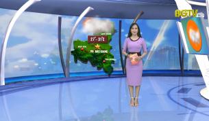 Bản tin thời tiết ngày 01 - 09 - 2021