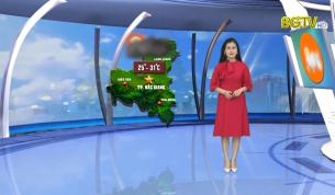 Bản tin thời tiết ngày 02 - 09 - 2021