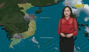 Bản tin thời tiết ngày 04 - 09 - 2021