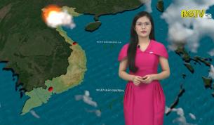 Bản tin thời tiết ngày 04 - 10 - 2021