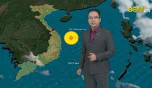 Bản tin thời tiết ngày 06 - 10 - 2021
