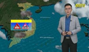 Bản tin thời tiết ngày 07 - 10 - 2021