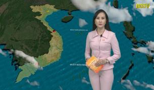 Bản tin thời tiết ngày 09 - 10 - 2021