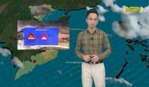 Bản tin thời tiết ngày 10 - 10 - 2021