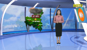 Bản tin thời tiết ngày 11 - 10 - 2021