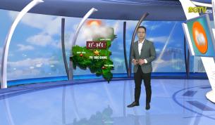 Bản tin thời tiết ngày 12 - 09 - 2021