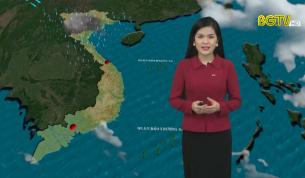 Bản tin thời tiết ngày 18 - 10 - 2021