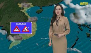 Bản tin thời tiết ngày 21 - 09 - 2021