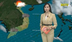 Bản tin thời tiết ngày 22 - 09 - 2021