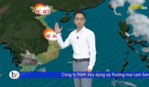 Bản tin thời tiết ngày 28 - 09 - 2021