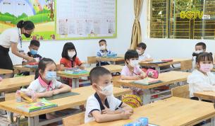 Các trường học siết chặt các biện pháp phòng, chống dịch