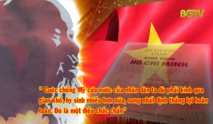 Di chúc Chủ tịch Hồ Chí Minh sáng soi đường chúng ta đi (Tập 2)