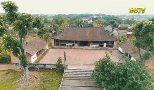 Đất và người Bắc Giang: Di tích quốc gia Đình Vường