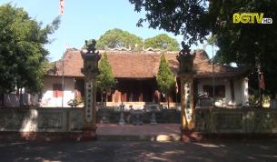 Đất và người Bắc Giang: Đình Bo Chợ