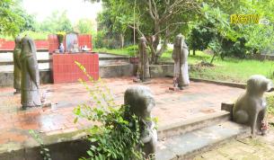 Đất và người Bắc Giang: Lăng quan Thái bảo Giáp Trinh Tường