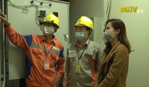 Điện với với sản xuất và đời sống: Điện lực Bắc Giang đẩy mạnh phòng dịch