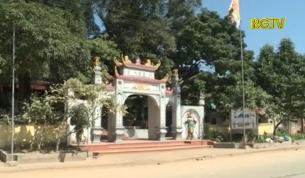 Di tích đền Quan Hoàng Bắc Quốc