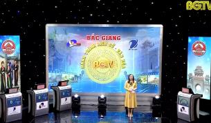 """Gameshow """"Bắc Giang – Hành trình Lịch sử, Văn hóa"""" (số 7 – Chủ đề Danh nhân): Ngày 25 - 04 - 2020"""