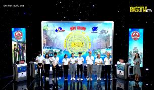 Gameshow Bắc Giang – Hành trình Lịch sử, Văn hóa (Bán kết 3, chủ đề: Di tích): Ngày 25 - 09 - 2021