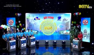 Gameshow Bắc Giang hành trình Lịch sử, Văn hóa: Chung kết năm thứ 6