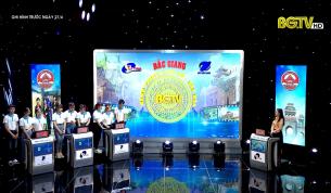 Gameshow Bắc Giang hành trình Lịch sử, Văn hóa (Số 11 – Chủ đề Dân tộc thiểu số): Ngày 28 - 08 - 2021