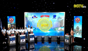 """Gameshow """"Bắc Giang – Hành trình Lịch sử, Văn hóa"""" (Số 1 – Chủ đề thành lập tỉnh Bắc Giang): Ngày 31 - 10 - 2020"""