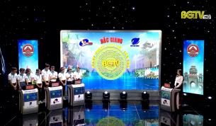 """Gameshow """"Bắc Giang – Hành trình Lịch sử, Văn hóa"""" (Số 2 – Chủ đề Di sản): Ngày 28 - 11 - 2020"""
