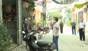 Góc nhìn thẳng: Kiểm soát người từ vùng dịch về Bắc Giang