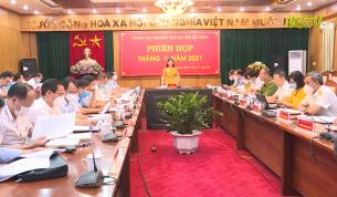 HĐND với cử tri: Phản ánh phiên họp thường trực HĐND tỉnh