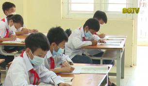 Hiệp Hòa đảm bảo an toàn phòng chống dịch Covid-19 trong dạy và học