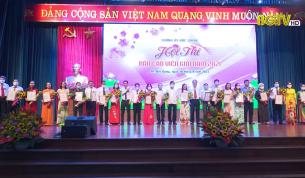 Hội thi Báo cáo viên giỏi cấp huyện: Nâng cao chất lượng công tác tuyên truyền miệng
