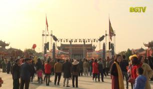 Khai mạc Lễ hội Xương Giang