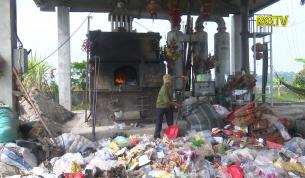 Lạng Giang nâng cao chất lượng tiêu chí môi trường