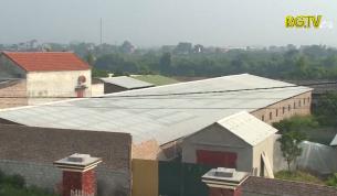 Lục Ngạn: Cơ sở chăn nuôi lợn gây ô nhiễm môi trường